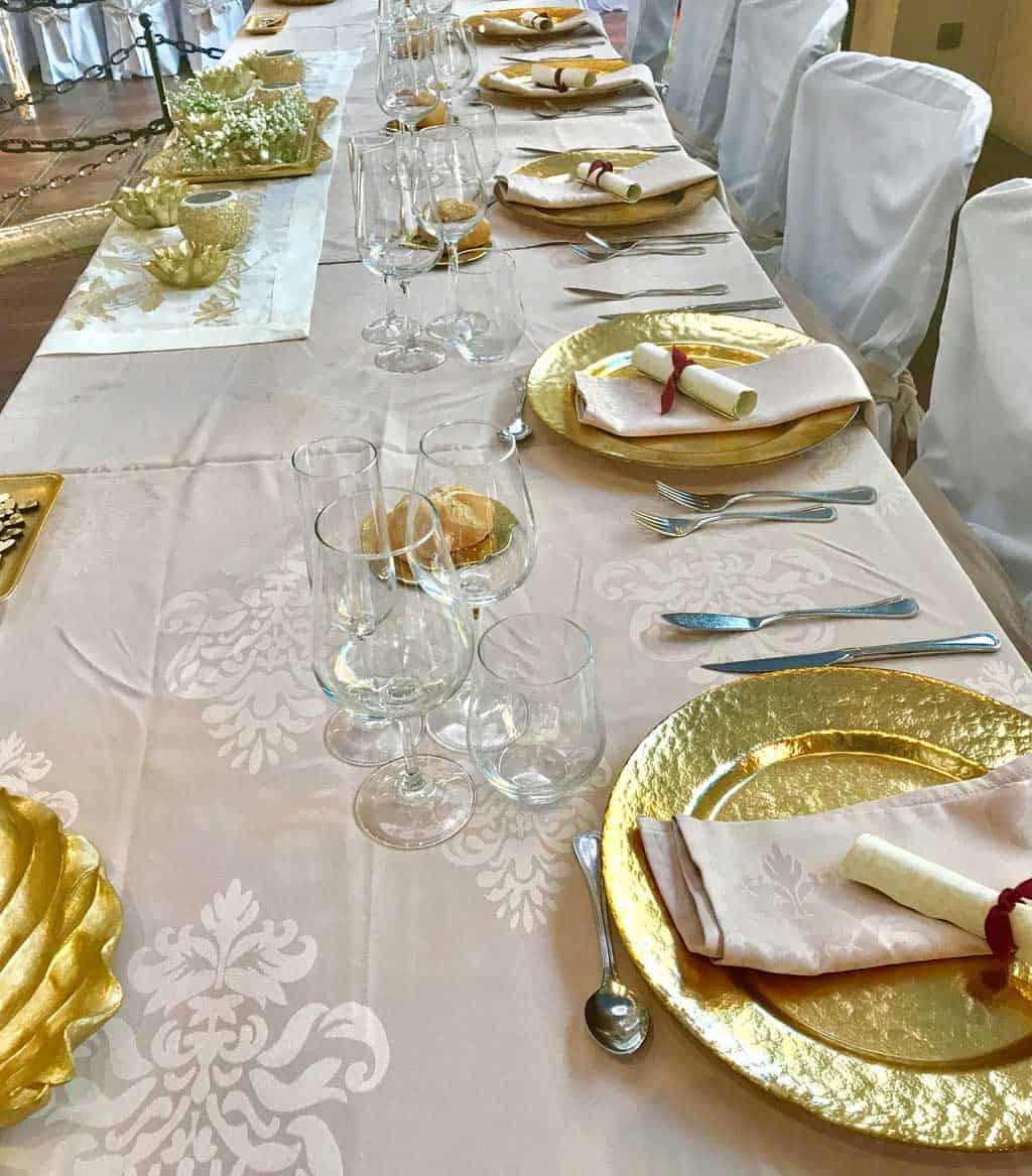 Celebracion-bodas de Oro y Plata en Zaragoza