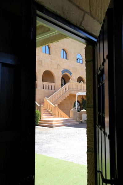 Salon de bodas Arcos. Hotel Castillo Bonavia-Zaragoza