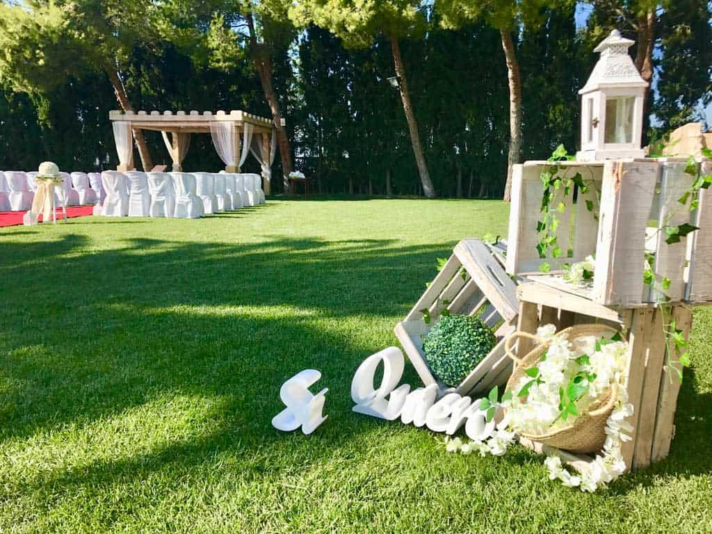 Finca de bodas Don Quijote. Castillo Bonavia