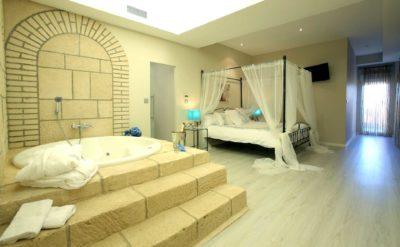 Suite Premium_Hotel Castillo Bonavia_Zaragoza