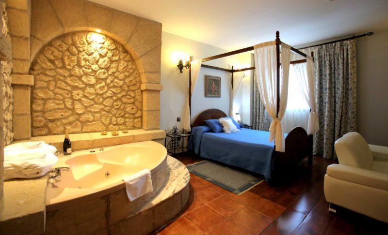 Habitación Suite Superior_Castillo Bonavia_Zaragoza