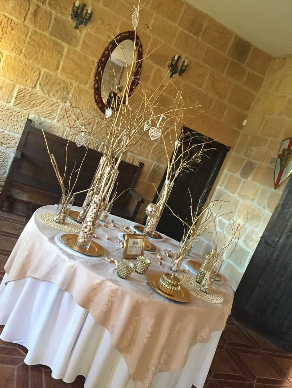 Salon de bodas Finca de la Reina. Hotel Castillo Bonavia