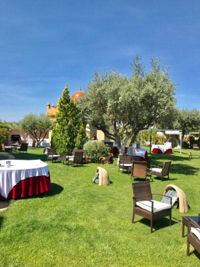 Jardines Finca de la Reina. Hotel Castillo Bonavia