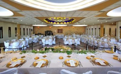 Salon de bodas Finca Reina. Hotel Castillo Bonavia