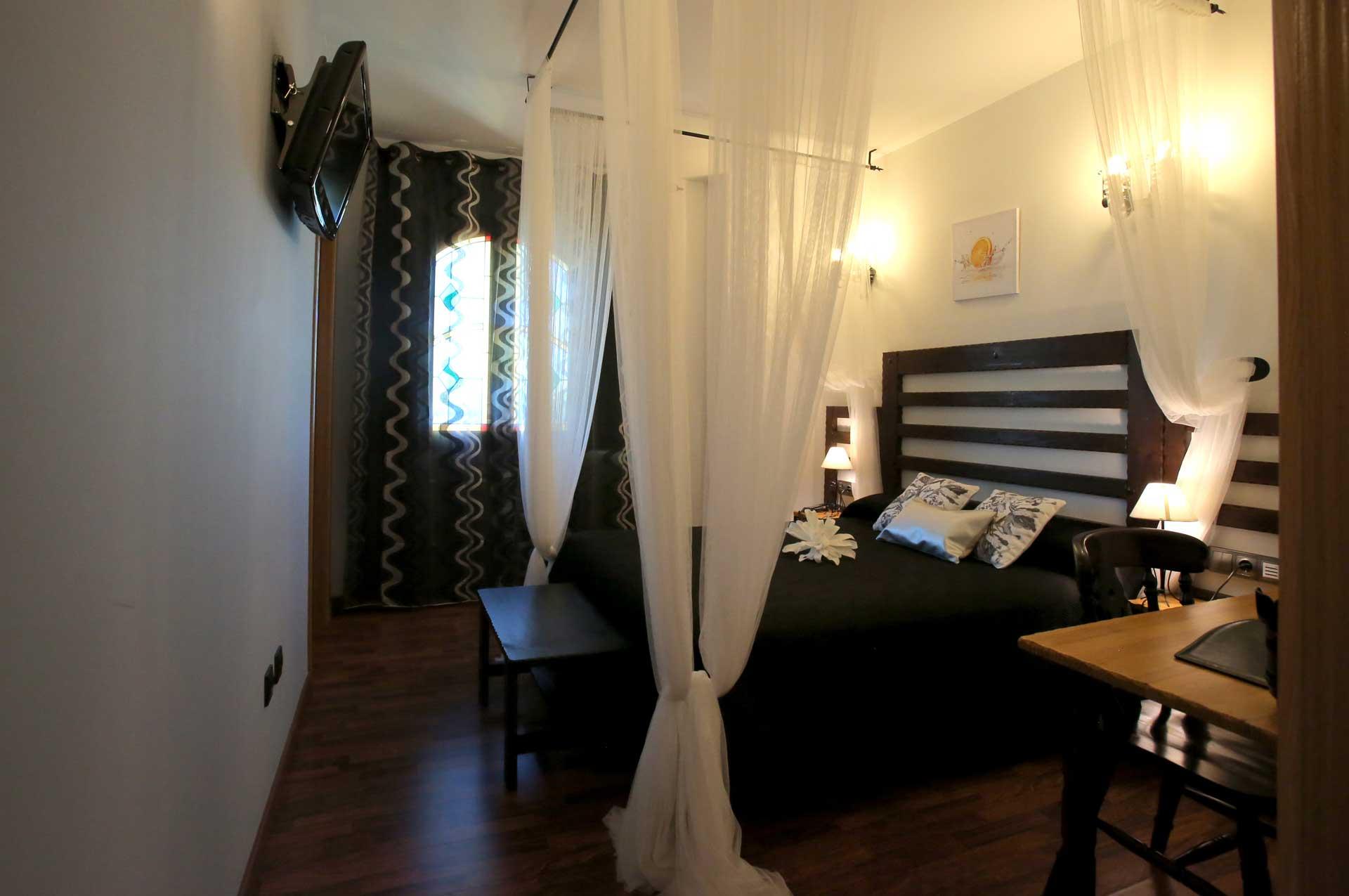 Habitacion doble superior_Hotel Castillo Bonavia_Zaragoza