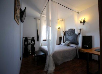 Habitacion doble_Hotel Castillo Bonavia_Zaragoza
