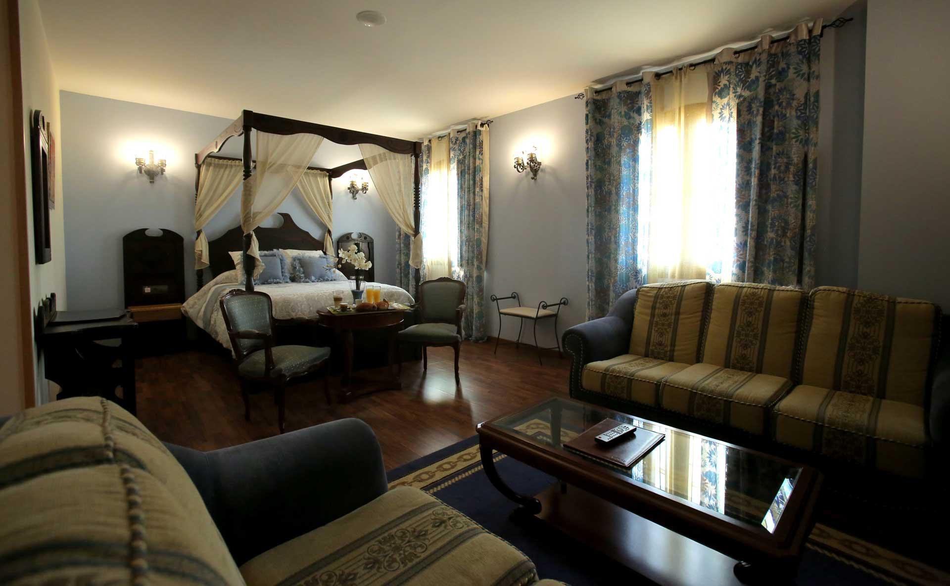 Suite_Hotel Castillo Bonavia_Zaragoza