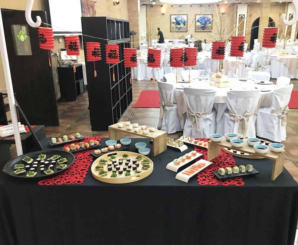 Eventos para empresas-Rincones gastronómicos