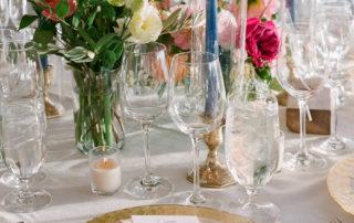 decorar bodas con velas altas-5