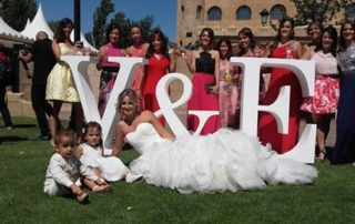 letras gigantes para bodas (8)