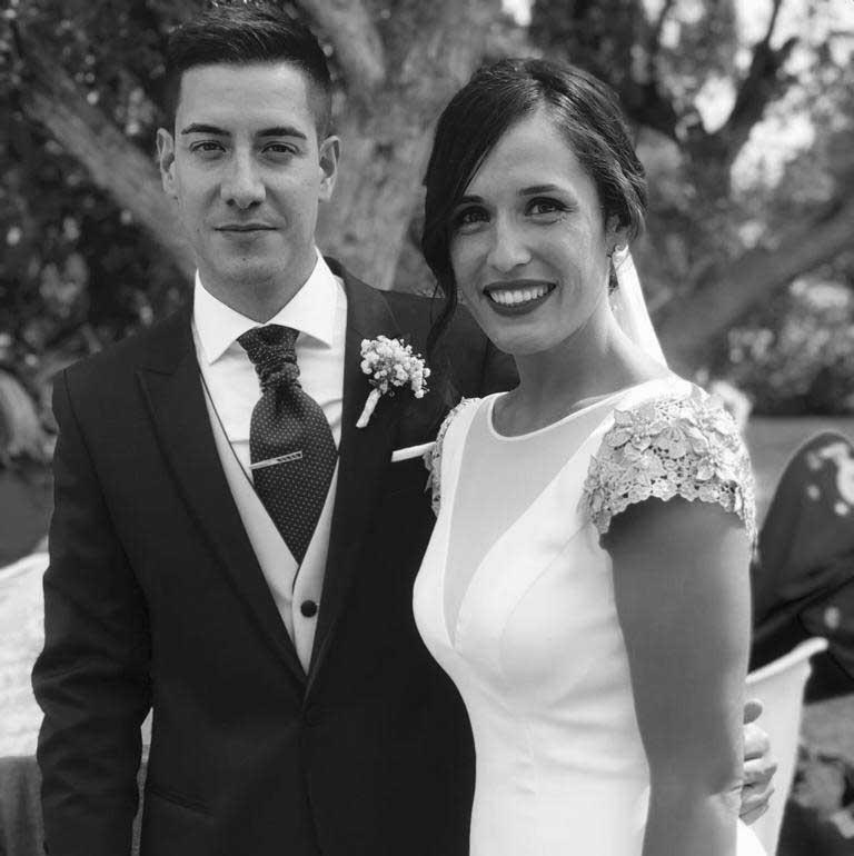 Marta y Luis, septiembre 2018