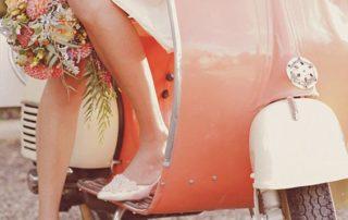 bodas en coral-color pantone 2019