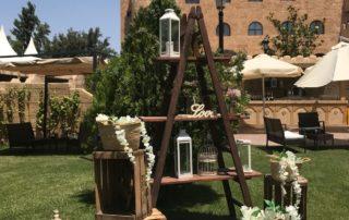 decoracion-escalera-estilo-rustico