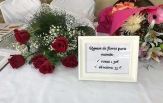 ramos de flores para madres-madrinas-abuelas