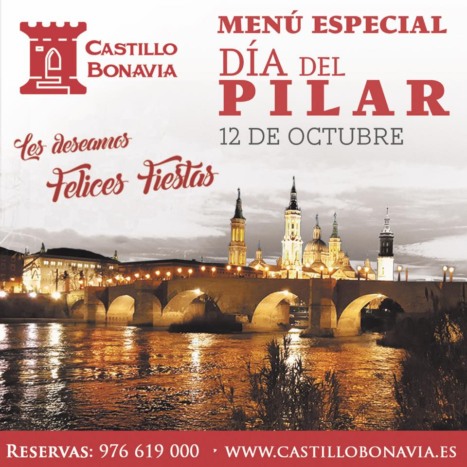 Felices fiestas-Pilar 2019_Castillo Bonavia