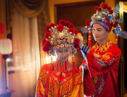 Bodas chinas en Zaragoza y sus tradiciones