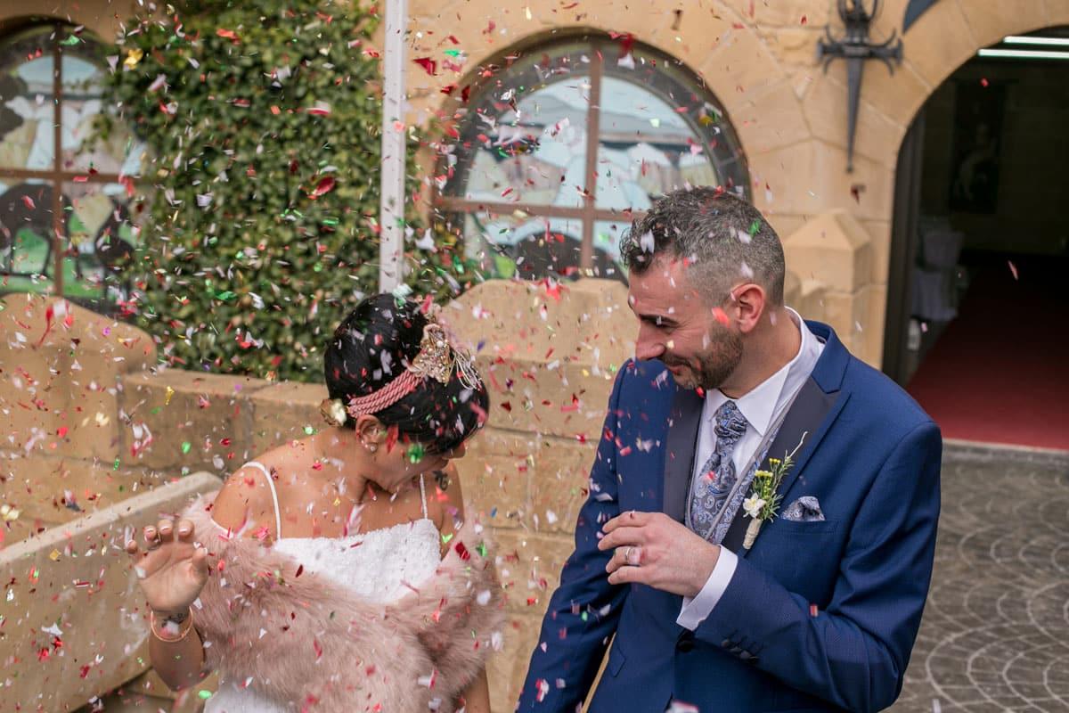 Boda en invierno_Boda Yolanda y Roberto en Castillo Bonavía_ Ceremonia