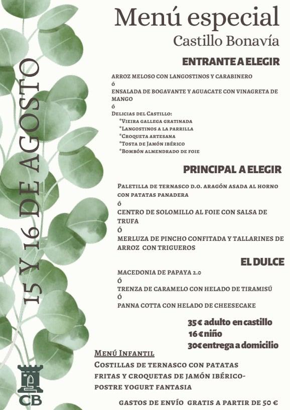 Menú 15 y 16 Agosto_2020-Castillo Bonavía