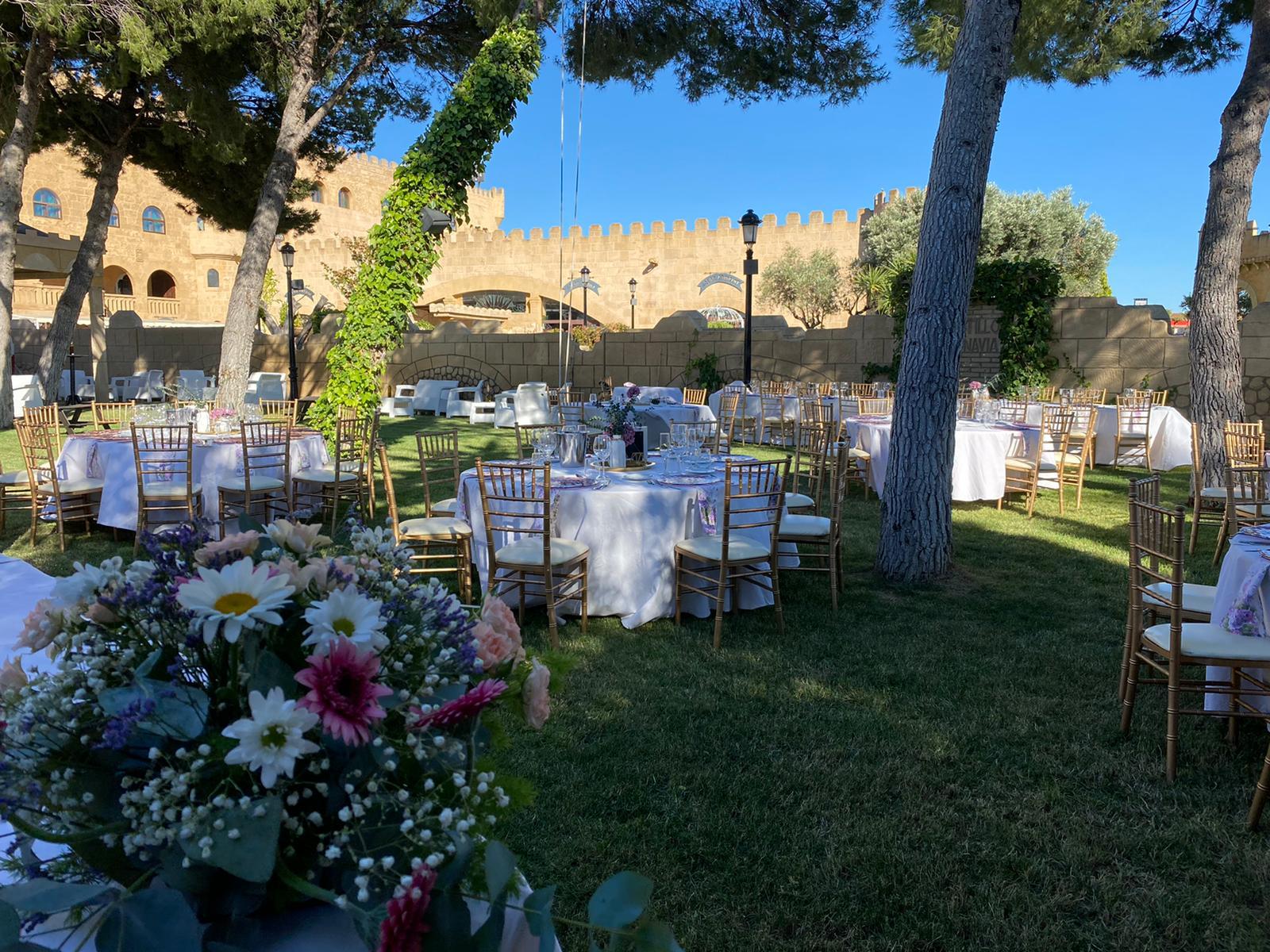 Banquete al aire libre-Finca los Arcos (1)