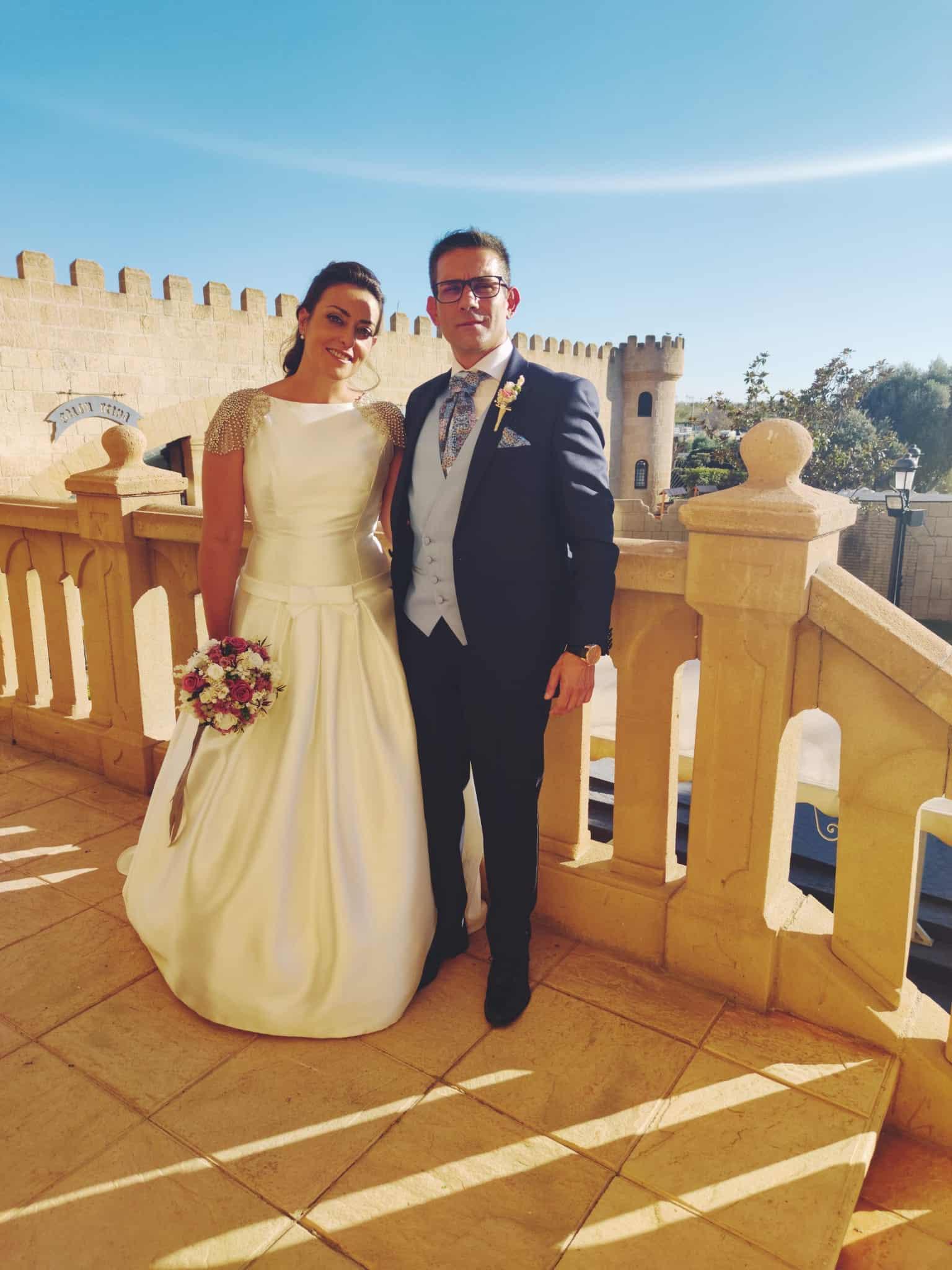 bodas en el castillo-Boda Ramón y Pilar