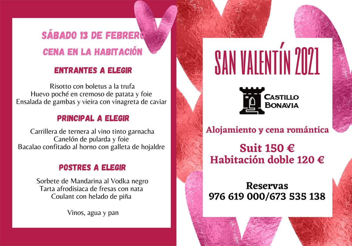 San Valentín romántico y diferente_Castillo Bonavía