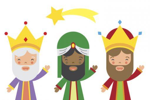 Día de Reyes_Reyes Magos- Menú Día de Reyes