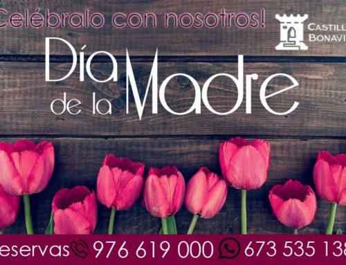 ¡Celebra el Día de la Madre en Castillo Bonavía!