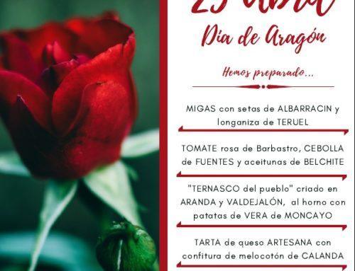 Y el 23 de Abril ¡Celebra San Jorge en Castillo Bonavía!